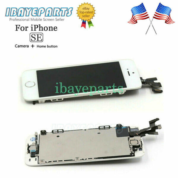 LCD For iphone SE Touch Display Screen Replacement Digitizer Assembly Button