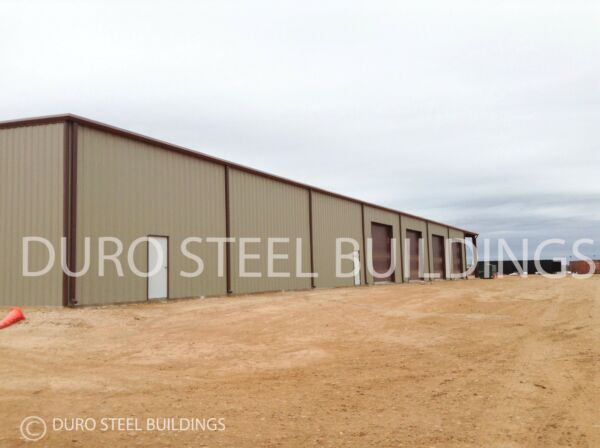 DuroBEAM Steel 100x140x18 Metal Clear Span I-beam Buildings Made To Order DiRECT