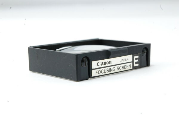*Not ship to USA*  Canon Focusing Screen for Canon old F-1 Type E  SN0706 *Exc+*