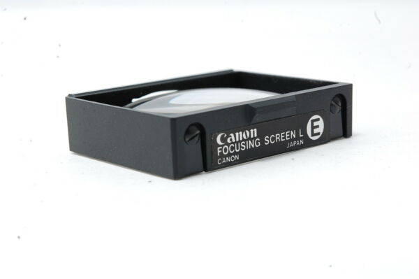 **Not ship to USA**  Canon Focusing Screen for Canon old F-1 Type E  SN0548