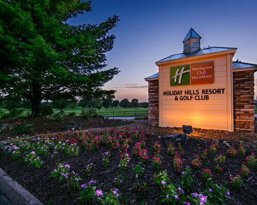 HOLIDAY INN HOLIDAY HILLS 2 BEDROOM ANNUAL TIMESHARE FOR SALE !!!
