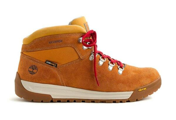 NWOB Timberland® for J.Crew GT Scramble hiking boots size 11US color Tan SOLD $200.00