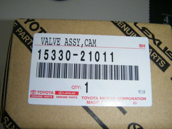 Genuine Toyota Cam Timing Valve Assembly 15330-21011 FS