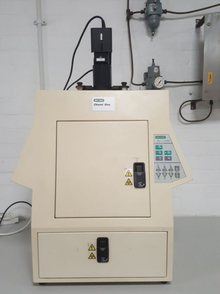 Bio-Rad ChemiDoc MP UV Hood Imaging System Camera Lab - Spares  Repairs