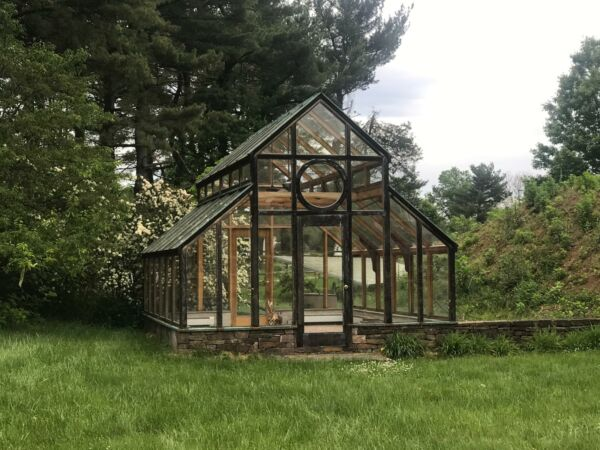 BEAUTIFUL ESTATE INDOOR OR OUT GARDEN GAZEBO - GREENHOUSE STRUCTURE - PAG32
