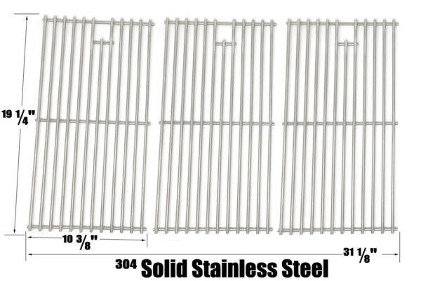 Charmglow 720 0396 720 0536 720 0578 810 8500 S 810 8501 S Stainless Grates