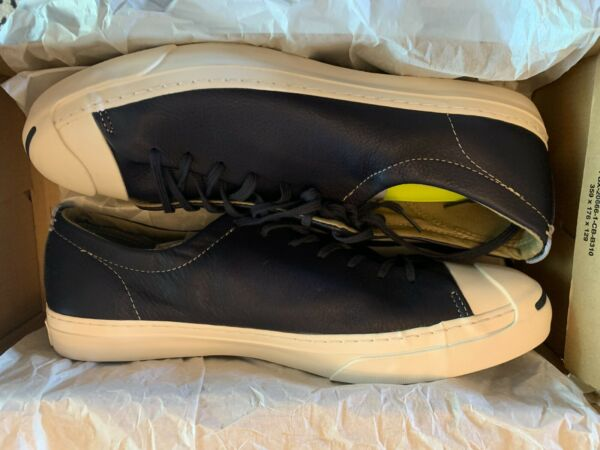 Converse 151498C JP OX Jack Purcell Oxfords Remastered Ox Ink Size 12 Inked