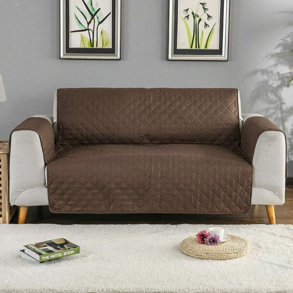 PengXiang Loveseat Slipcover Furniture Protector Pet Mat 3611a * $16.99