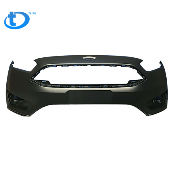 Primered Bumper Cover Assembly Front for Ford Focus 2015 2018 $114.59