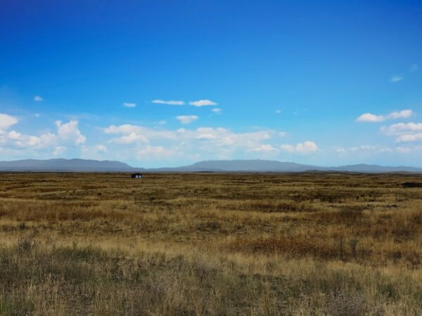 12 ACRES NORTHERN WASHINGTON HIGHWAY FRONTAGE NEAR GRAND COULEE!