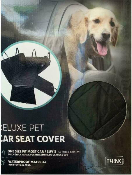 Think Design Deluxe Pet Car Seat Cover 0436 $24.35