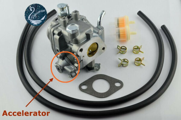 New Old Stock for NIKKI Onan Carburetor John Deere 316 317 318 P218G Accelerator