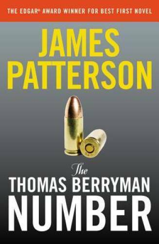 The Thomas Berryman Number Paperback By Patterson James GOOD $4.04