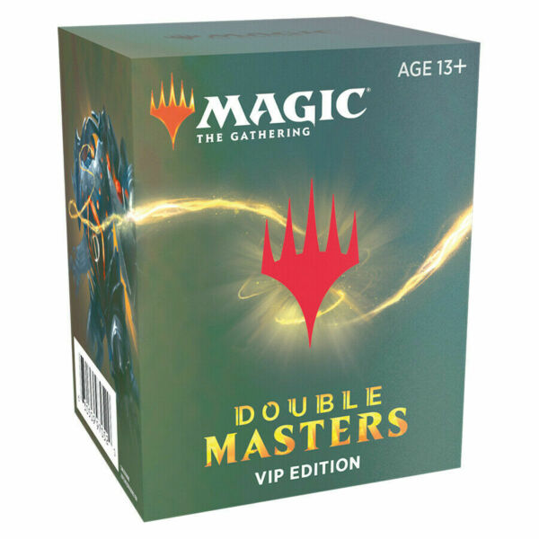 Double Masters VIP Edition Booster Pack - MTG Magic the Gathering - Brand New! $99.99