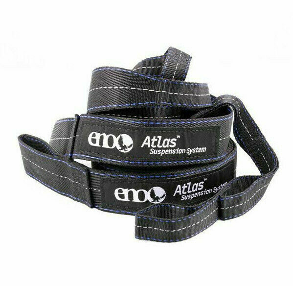 ENO Atlas Polyester Slap Straps Suspension Hanging System Hammock 400 Pounds GBP 32.45