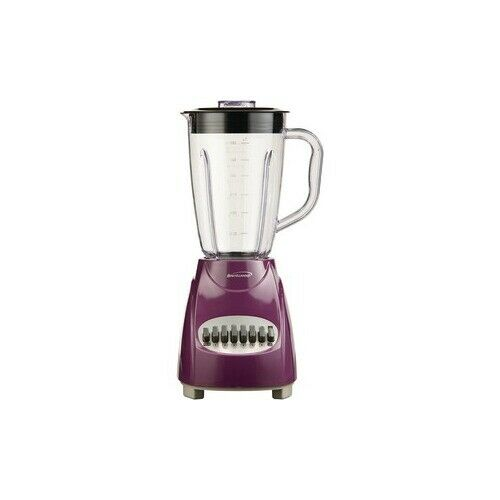 BRENTWOOD APPLIANCES JB-220PR Brentwood Appliances 12-Speed Blender with Plas...