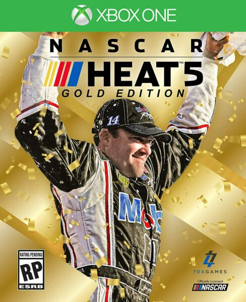 NASCAR Heat 5 Gold Edition Xbox One NEW FREE US SHIPPING $69.99