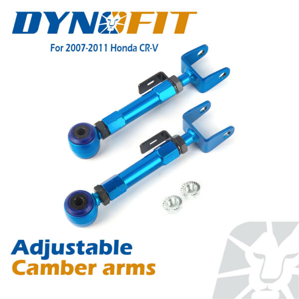 Suspension Rear Upper Camber Control Arms Kit Fit For Honda CR V 2007 2011 Toe
