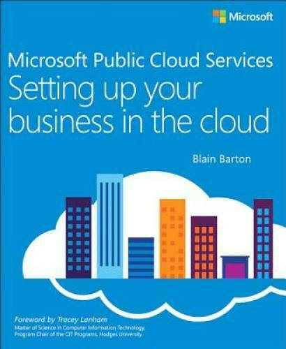 Microsoft Public Cloud Services: Setting up your business in the cl ACCEPTABLE