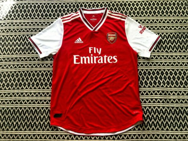 Adidas Arsenal Authentic Home Jersey 20192020 Climachill EH5640 Size L Soccer