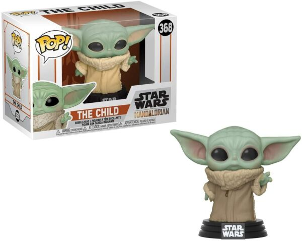 Funko Pop The Mandalorian Baby Yoda The Child 48740 Star Wars NEW