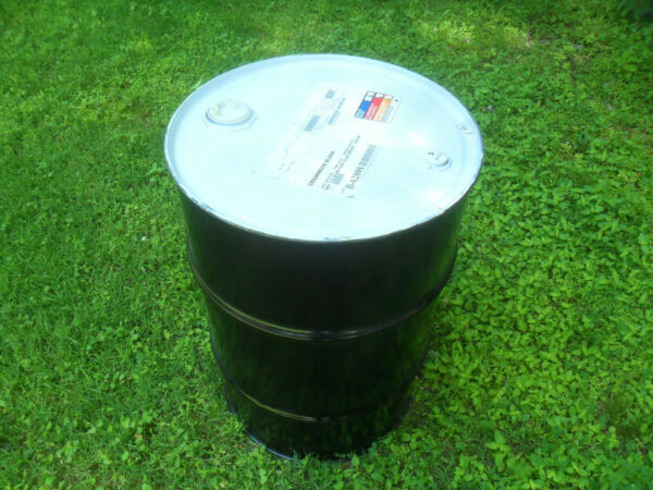 Steel sealed 30 gallon drum burn barrel Stove Connecticut PICKUP ONLY $100.00