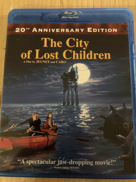 The City Of Lost Children Blu-Ray