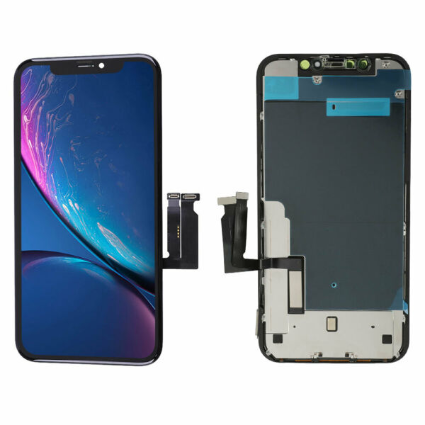 For iPhone XR LCD Display Touch Screen Replacement Digitizer Assembly A Quality