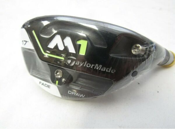NEW in Plastic. Taylormade Tour Issue 🔥17 Degree Hybrid. RH. HEAD ONLY
