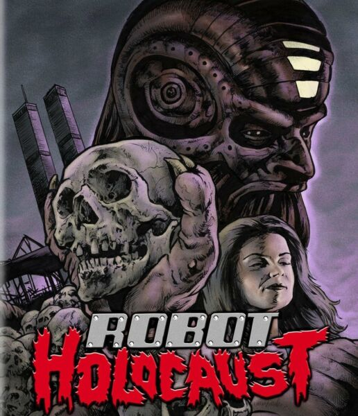 ROBOT HOLOCAUST BLU RAY NEW SCORPION RELEASING WITH SLIPCOVER $24.99