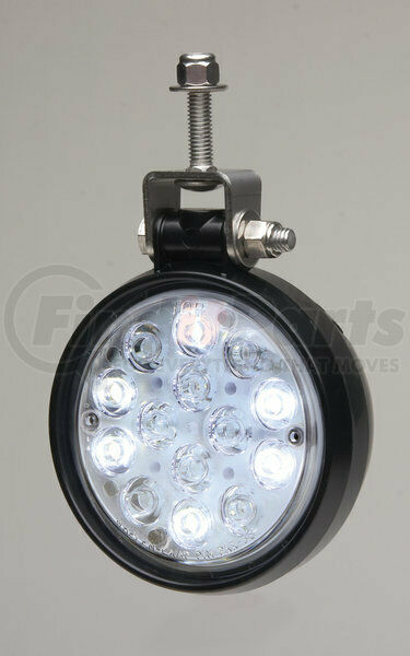 WHELEN PAR 36 Round Super LED Work Light Stud Swivel Mount Spotlight PSBS6 $234