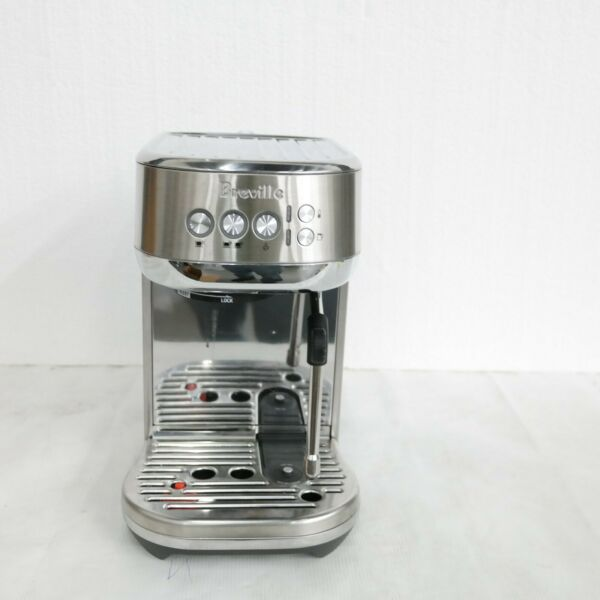 Breville the Bambino Plus Espresso Machine with Water Tank BES500BSS1BUS1