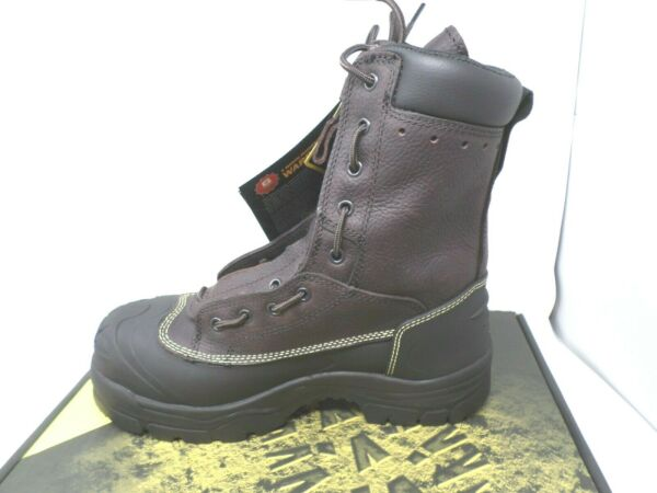 Oliver 65392 Tan Leather Mining METGUARD Boots Oil Heat Water Resistant $179.99
