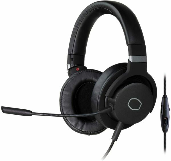 New Cooler Master MH 751 40mm 2.0 Gaming Headset w Plush Swiveled Earcups