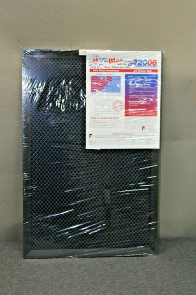 A2006 High Flow Electrostatic Filter HVAC Geothermal Washable Permanent 16 x 24 $39.95