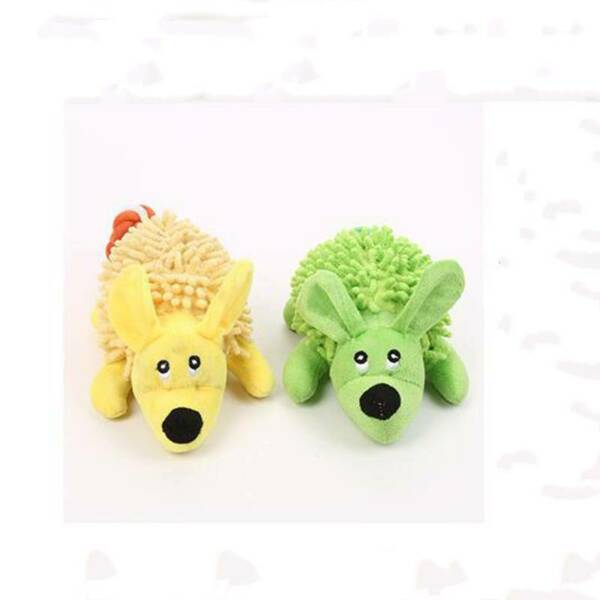 Dog Tough Strong Chew Knot Teddy Toy Pet Puppy Healthy Teeth Sound Plus Toy LB $8.94