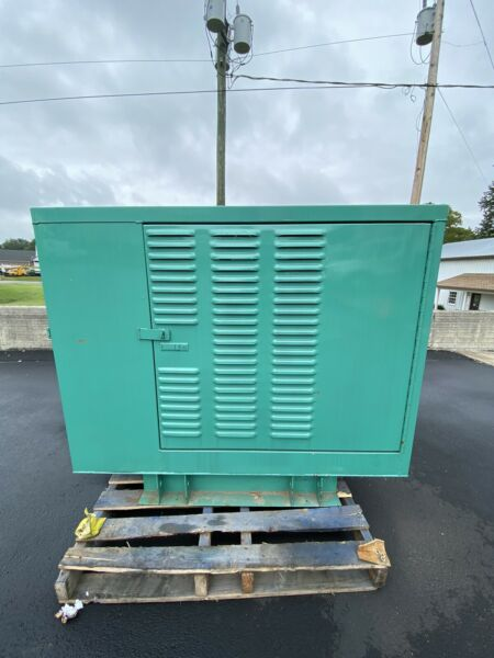 6.5 Kw Onan Generator amp; Automatic Transfer Switch Whole House Unit We Ship
