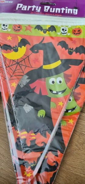 Party Bunting Halloween 20 flags