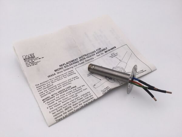 PACE 6010 0075 P1 HEATER $53.00