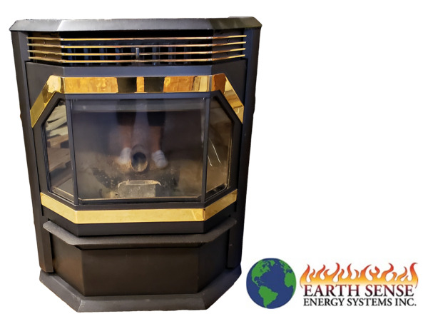 Lennox Country Winslow PS40 Pellet Stove 2010 Refurbished Runs Perfect $1899.00