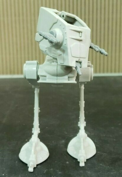 Vintage Kenner Star Wars Micro Collection Hoth Generator Attack AT ST 1982
