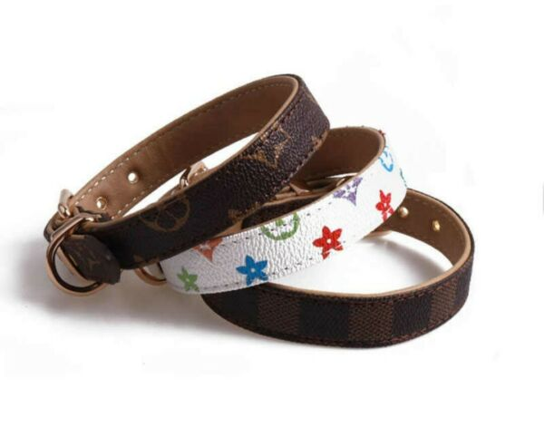 CLASSIC LUXURY DOG CAT COLLAR $29.00