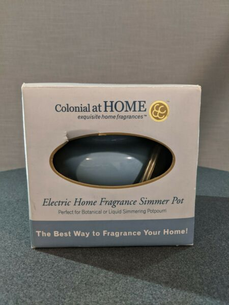 Electric Home Fragrance Simmer Pot by Colonial at Home $26.99