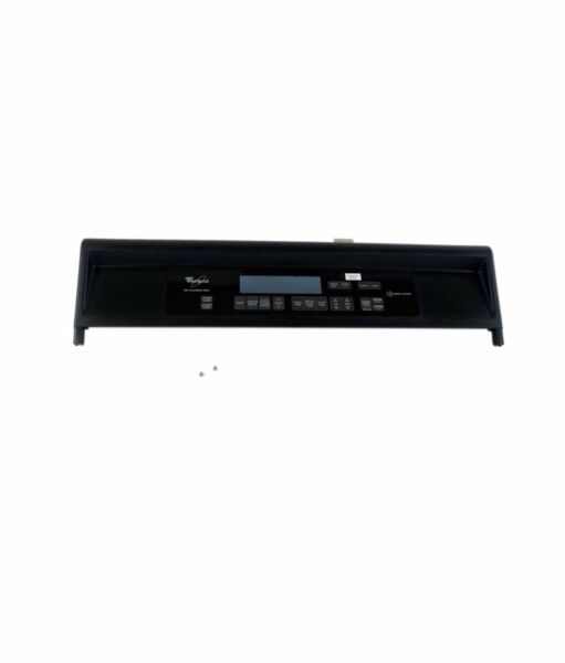 WHIRLPOOL OVEN OEM 8300435 WP8300435touch pad BLACK NEW Board Not Included