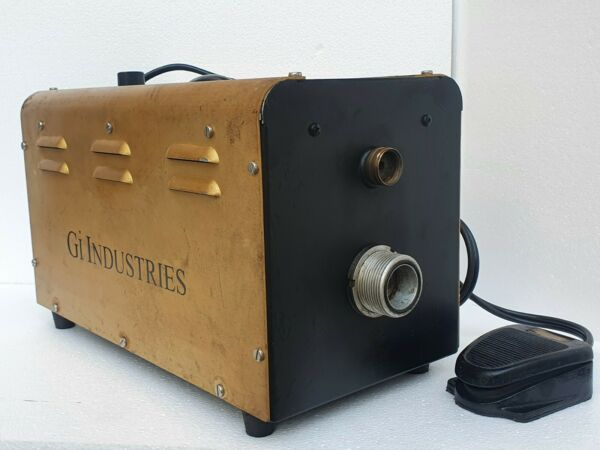 GI Industries TCM 200A Boiler Tube Cleaner Model Air Operated $849.00