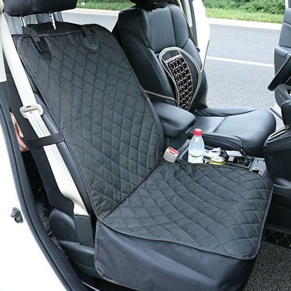 Non Slip Kid Pet Dog Car SUV Front Seat Cover Hammock Back Protector $13.25