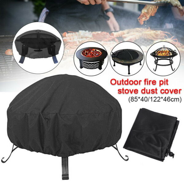 BBQ Cover Small Patio Waterproof Outdoor Garden Barbecue Grill Storage Protector $12.99