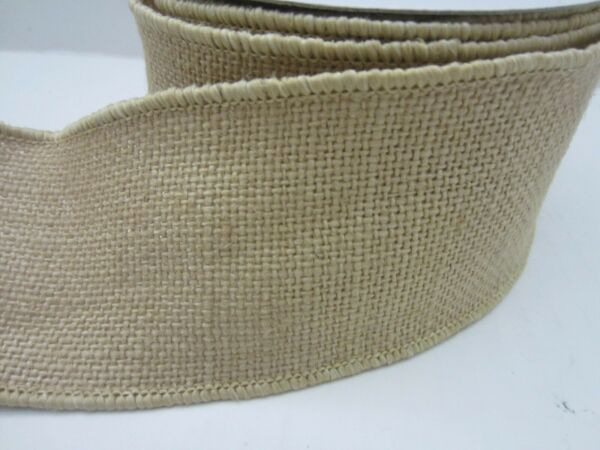 Ballard Designs Burlap Ribbon Roll 10 yds.