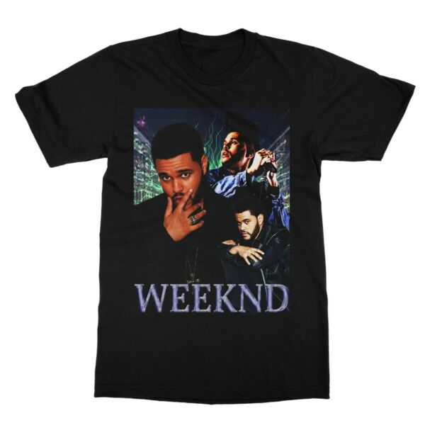 Vintage Style The Weekend T shirt