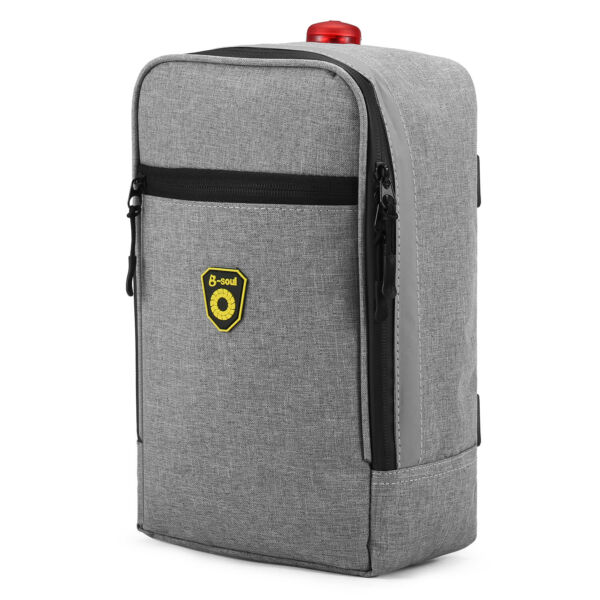 Waterproof Bike Trunk Bag Bicycle Rear Pack Pannier Cycling Storage Pouch P1U4 $17.28